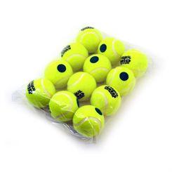 Karakal Mid Green Tennis Balls - (1 dozen)