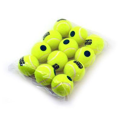 Karakal Mid Green Mini Tennis Balls - 1 dozen - Main Image