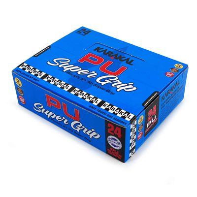 Karakal Multi Colour PU Super Replacement Grip (24 pack) Box