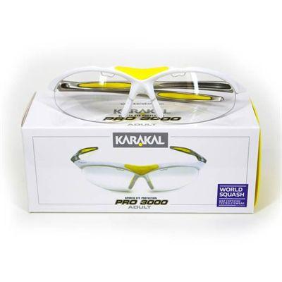 Karakal Pro 3000 Squash Goggles - Box 2