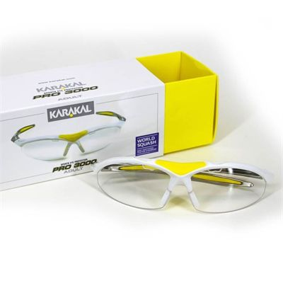 Karakal Pro 3000 Squash Goggles - Box