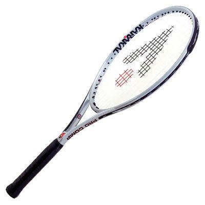 Karakal Pro Composite Tennis Racket - Angle View