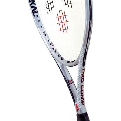 Karakal Pro Composite Tennis Racket - Head View