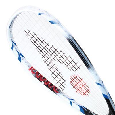 Karakal Pro Hybrid Squash Racket AW15-Head View
