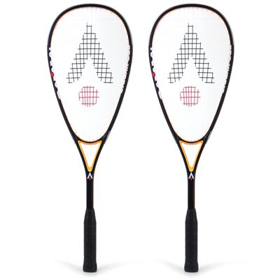 Karakal Pro Hybrid Squash Racket Double Pack AW18