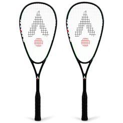 Karakal Pro Hybrid Squash Racket Double Pack