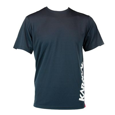 Karakal Pro T-Shirt - Graphite - Front
