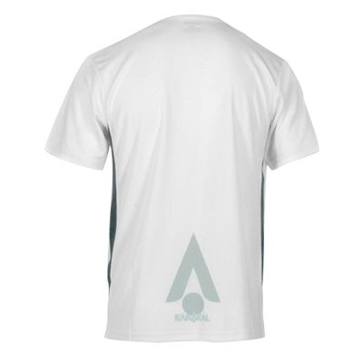 Karakal Pro T-Shirt - White - Back