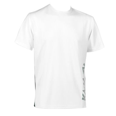 Karakal Pro T-Shirt - White - Front