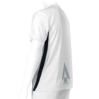 Karakal Pro T-Shirt - White - Side