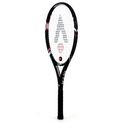 Karakal Pro Ti 26 Junior Graphite Tennis Racket - Side