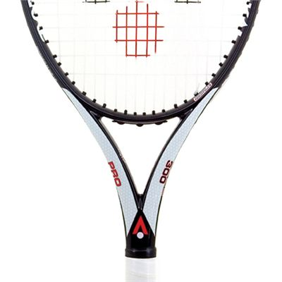 Karakal Pro Ti Gel 300 Tennis Racket - Frame View