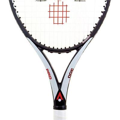 Karakal Pro Ti Gel 300 Tennis Racket - Frame View