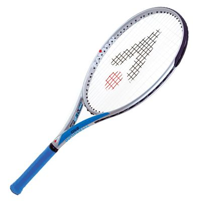 Karakal PRO Titanium 250 Junior Tennis Racket - Angle View