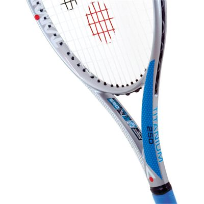 Karakal PRO Titanium 250 Junior Tennis Racket - Frame View
