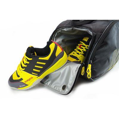 Karakal Pro Tour 2.0 Comp 9 Racket Bag - Shoes Compartment