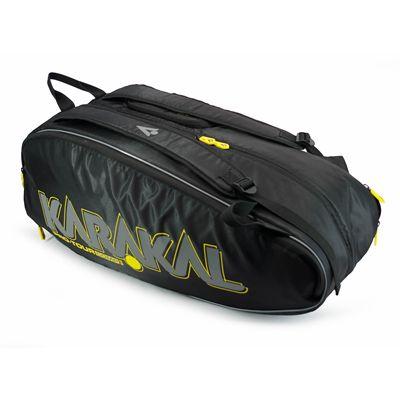 Karakal Pro Tour 2.0 Comp 9 Racket Bag - Slant
