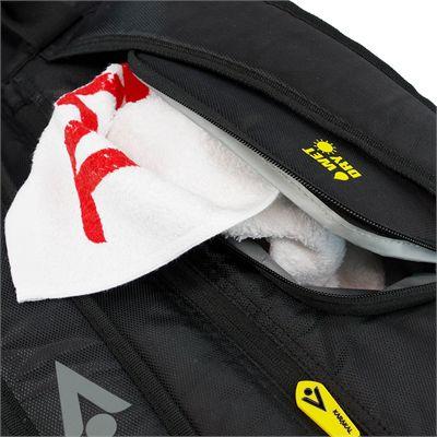 Karakal Pro Tour 2.0 Comp 9 Racket Bag - Wet Dry