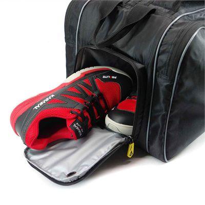 Karakal Pro Tour 2.0 Elite 12 Racket Bag - Shoes Compartment