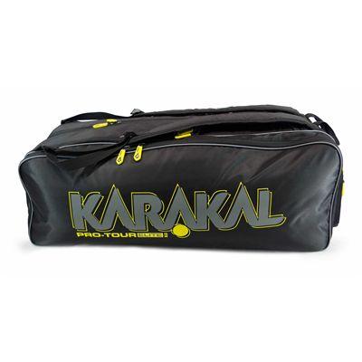 Karakal Pro Tour 2.0 Elite 12 Racket Bag - Side