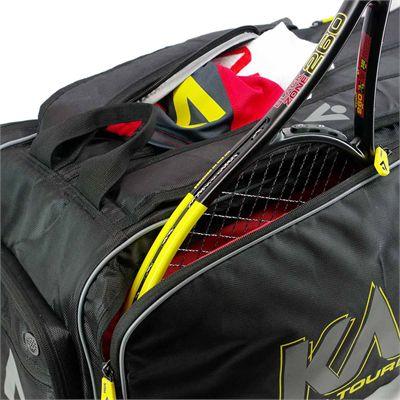 Karakal Pro Tour 2.0 Elite 12 Racket Bag - Zoom