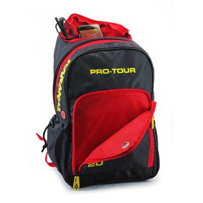 Karakal Pro Tour 20 Backpack - In Use