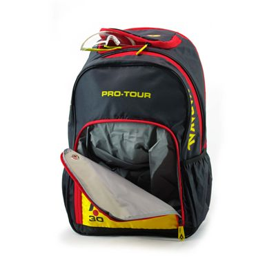 Karakal Pro Tour 30 Backpack - In Use1