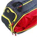 Karakal Pro Tour Comp 9 Racket Bag AW17 - Side - Pocket