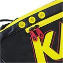 Karakal Pro Tour Comp 9 Racket Bag AW17 - Side - Zoomed