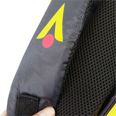 Karakal Pro Tour Comp 9 Racket Bag AW17 - Side - Zoomed Strap