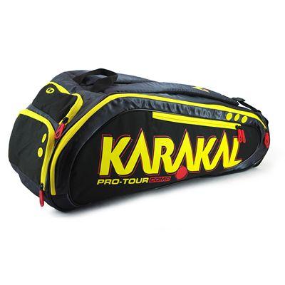 KarKarakal Pro Tour Comp 9 Racket Bag AW17