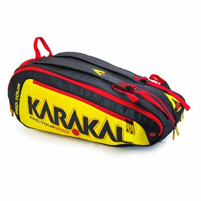 Karakal Pro Tour Comp 9 Racket Bag AW18 - Angled2
