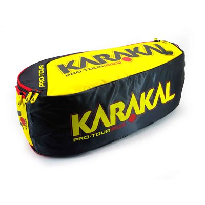 Karakal Pro Tour Comp 9 Racket Bag AW18 - Bottom
