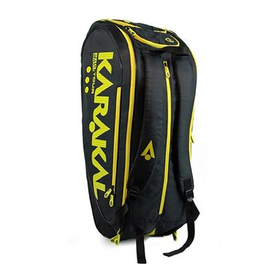 Karakal Pro Tour Comp 9 Racket Bag Back View