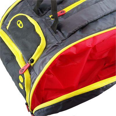 Karakal Pro Tour Elite 12 Racket Bag AW17 - Pocket2