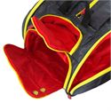 Karakal Pro Tour Elite 12 Racket Bag AW17 - Pocket4