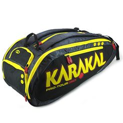 Karakal Pro Tour Elite 12 Racket Bag