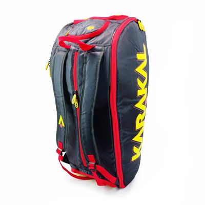 Karakal Pro Tour Elite 12 Racket Bag AW18 - Above