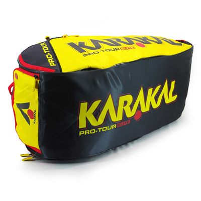 Karakal Pro Tour Elite 12 Racket Bag AW18 - Bottom