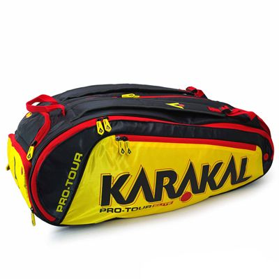 Karakal Pro Tour Elite 12 Racket Bag AW18 - Main
