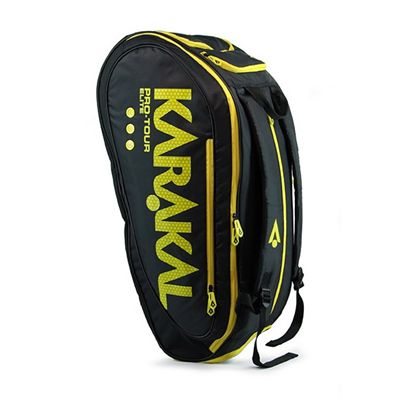 Karakal Pro Tour Elite 12 Racket Bag Back View