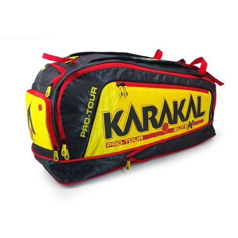 Karakal Pro Tour Elite X Expandable 12 Racket Bag