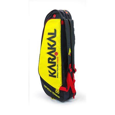 Karakal Pro Tour Match 4 Racket Bag - Horizontally