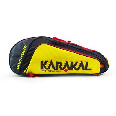 Karakal Pro Tour Match 4 Racket Bag - Side