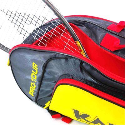 Karakal Pro Tour Match 4 Racket Bag - Zoom4