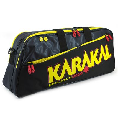Karakal Pro Tour Super Holdall 6 Racket Bag AW17 - Angled