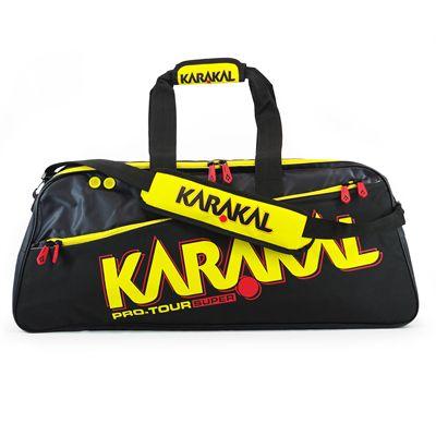 Karakal Pro Tour Super Holdall 6 Racket Bag AW17 - Side