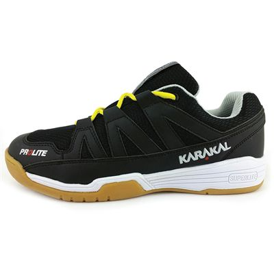 Karakal Prolite Indoor Coourt Shoes - Side