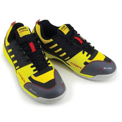 Karakal ProXtreme Indoor Court Shoes - Angled
