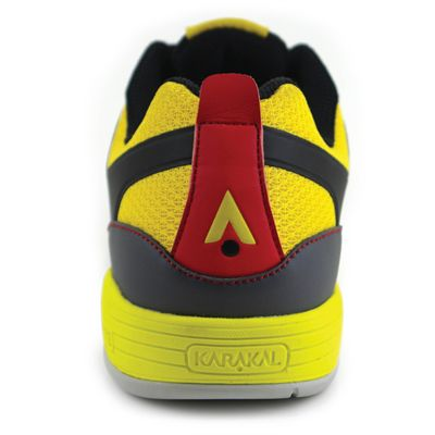 Karakal ProXtreme Indoor Court Shoes - Back